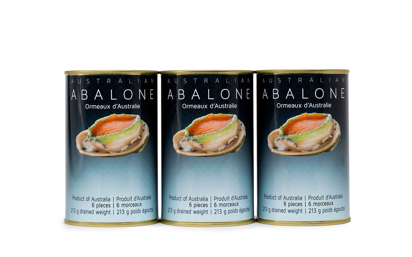 Tin FMCG Product Label by Peacock Bros