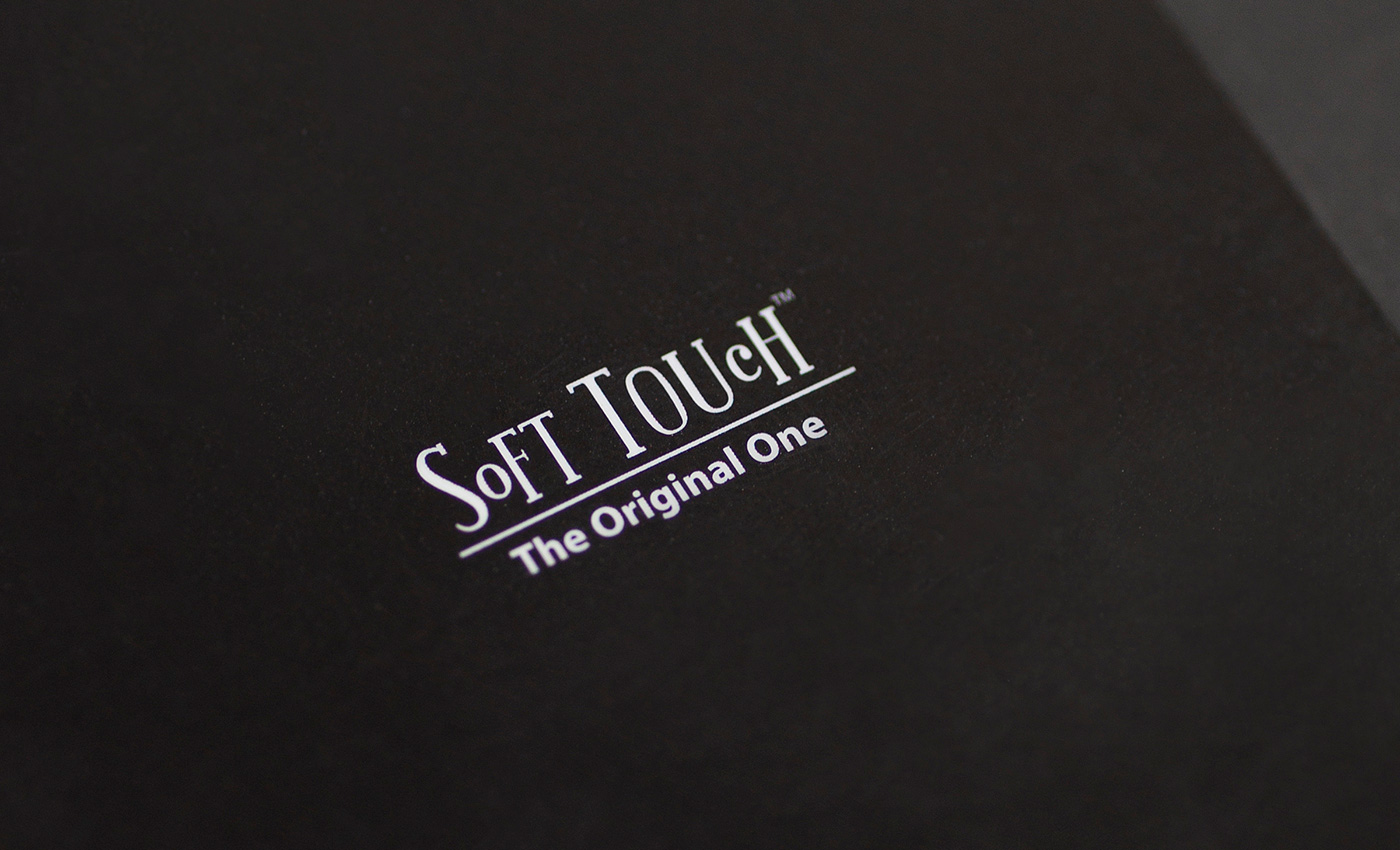 Soft Touch finish