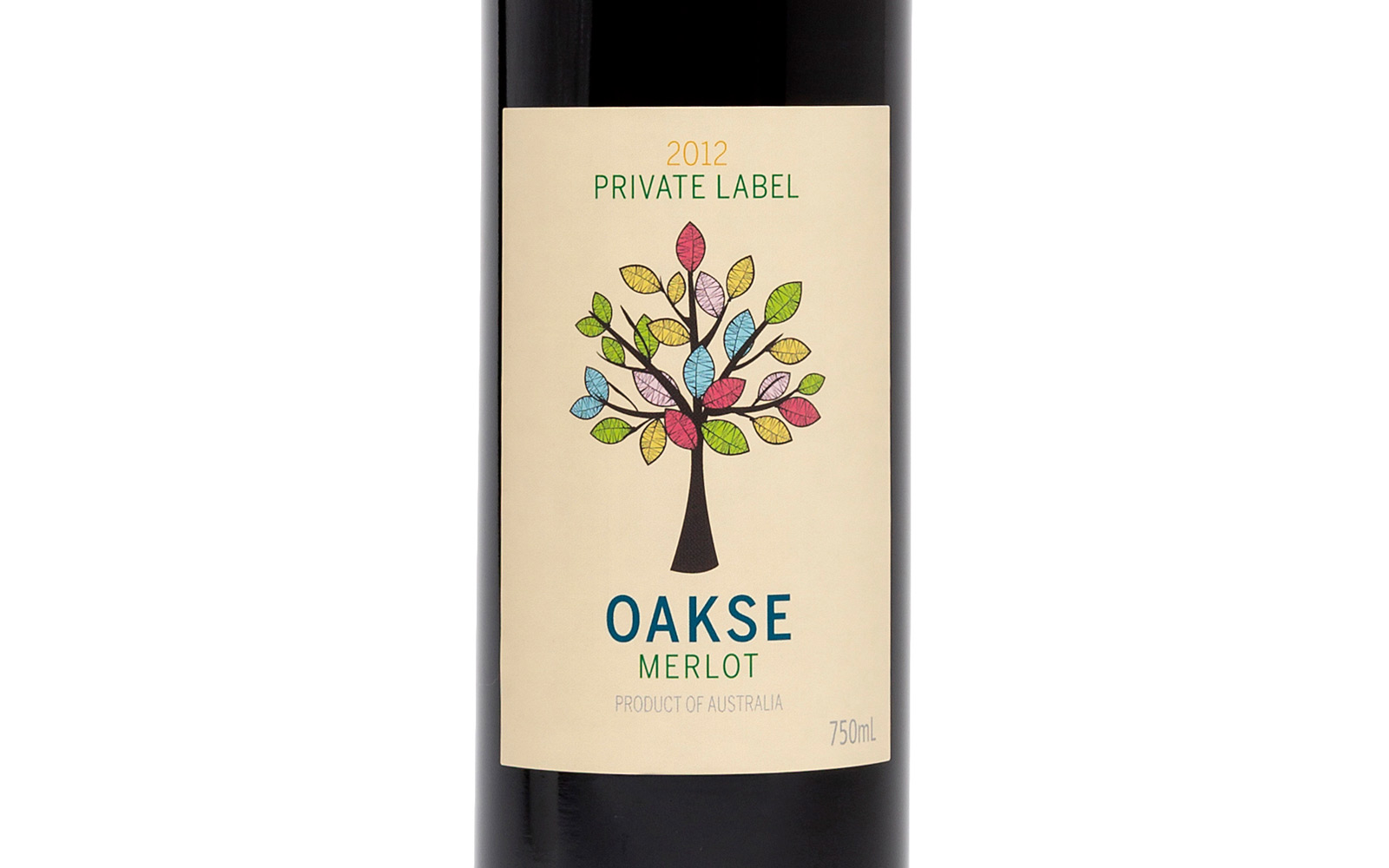 Wine Label Printing by Peacocks